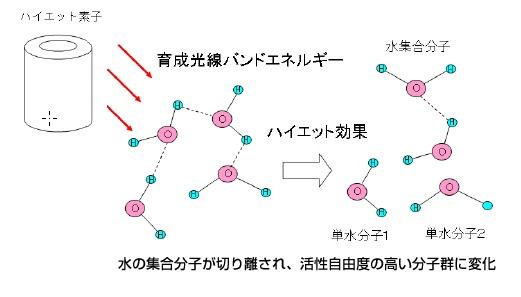図15 ハイエット効果発現メカニズムの概念図