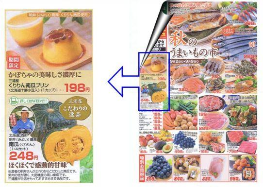 明井農園くりりんかぼちゃ